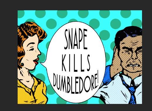 SnapeKillsDumbledore